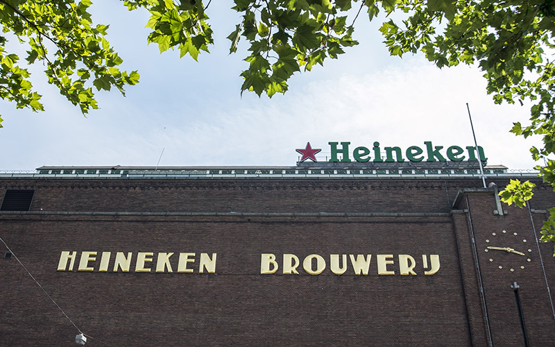 Heineken experience portfolio imagineear ltd - Heineken amsterdam head office ...